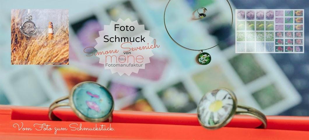 Moneschmuck - Modeschmuck aus Fotografien.