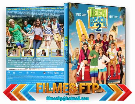 Teen Beach 2 2015 DVD-R / AVI