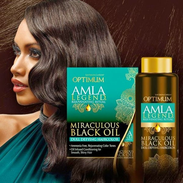 AMLA Legend, dark and lovely