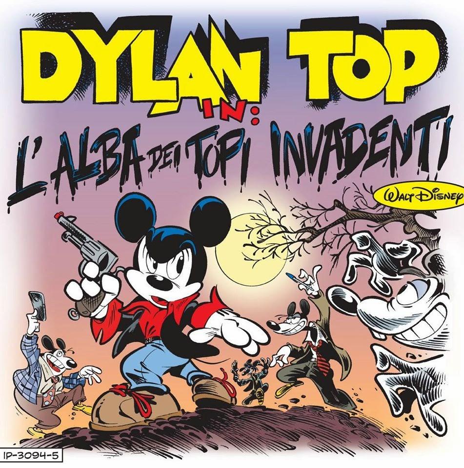 Dylan Top - L'alba dei topi invadenti