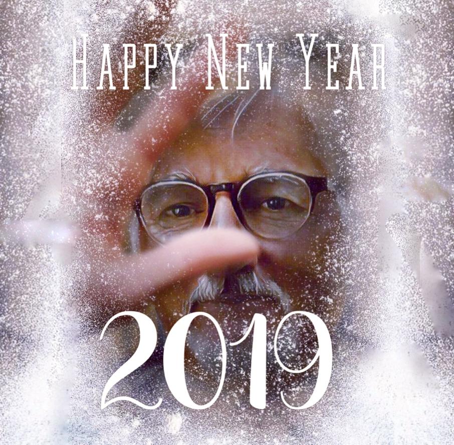 Kiitos kuluneesta vuodesta ja...