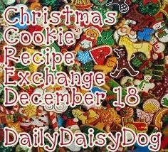 http://dailydaisydog.blogspot.com/2013/12/bake-cookies-day-blog-hop.html