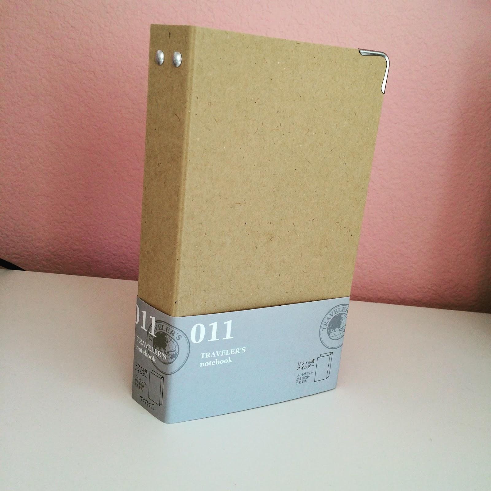 The Midori Traveleru0027s Notebook 011 Standard Storage Binder... finally decided to get them as my booklets began to pile up. Originally I didnu0027t think much ... & Juliau0027s Bento: Review : Midori Traveleru0027s Notebook 011 Standard ...