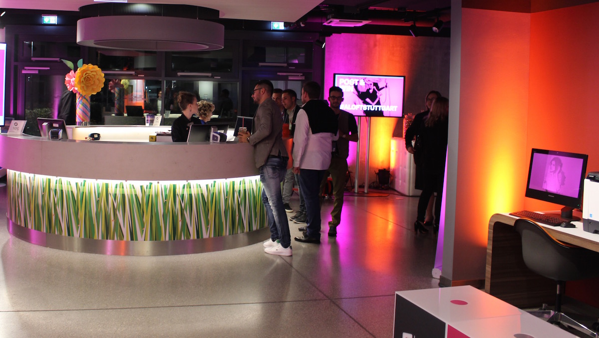 Travel Hotel Review Aloft Hotel Stuttgart Grand Opening Event