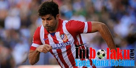 Diego Costa Ucapkan Salam Perpisahan Untuk Atletico Madrid