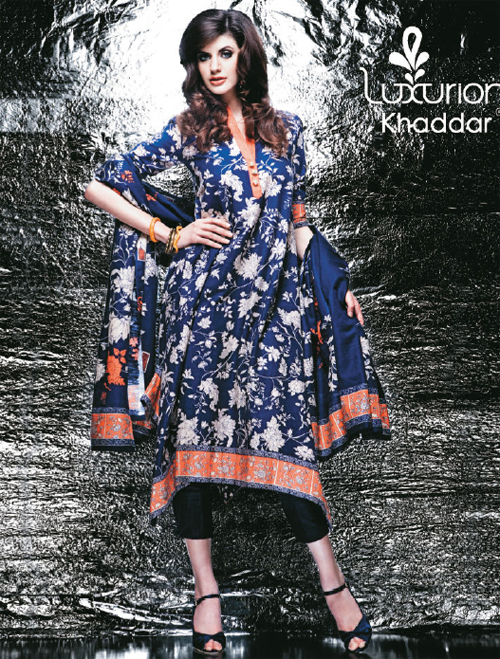 Five Star Eid/Winter Collection 2011 - 2012 (Khaddar)