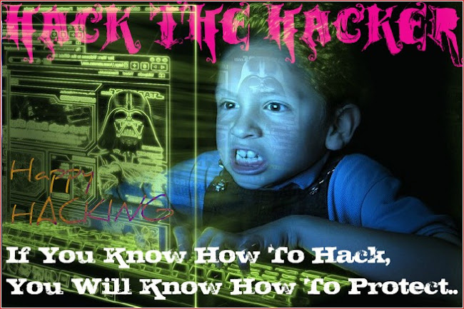 HACK THE HACKER