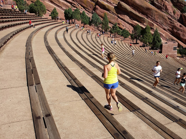 Red Rocks Running