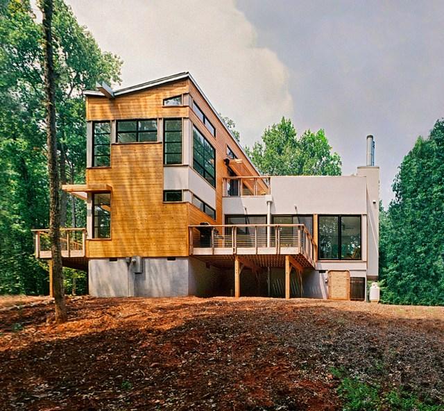 Desain Sederhana Rumah Bambu | Desain Rumah Modern