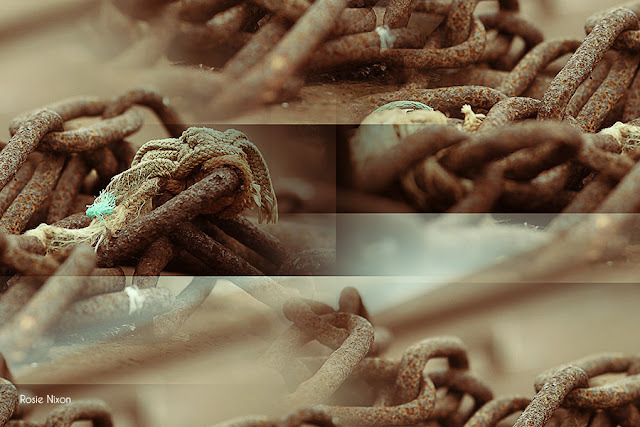 harbour chain and rope