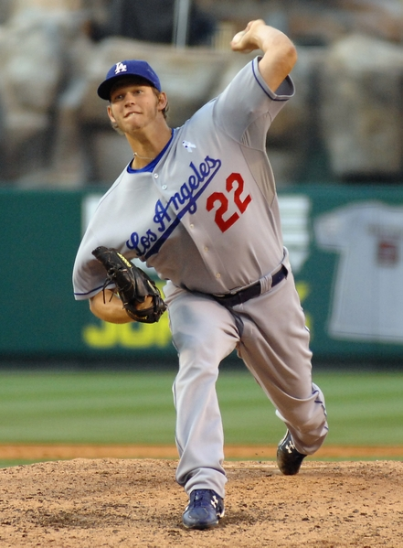 3954b2178e3 Clayton Kershaw s record sits at 13-5 and he has matched his win total from  the 2010 season when he finished with a record of 13-10.
