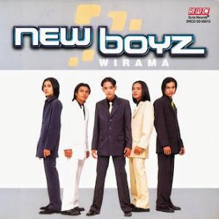 New Boyz - Hiasan Di Laman Rindu MP3