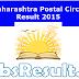 Maharashtra Postal Circle Results 2015 DOPMAH MTS Merit List