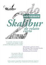 2º CERTAMEN LITERARIO SKALIBUR DE RELATO CORTO