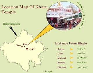 How To Reach Khatu ShyamJi Temple