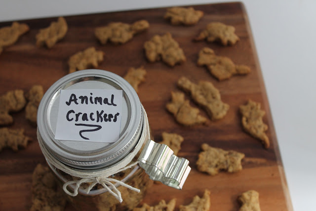 Vegan and Gluten-Free Animal Crackers