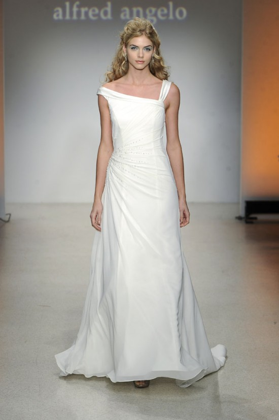 Alfred Angelo Blue Wedding Dress 11 Simple For the bridesmaids Alfred