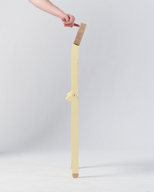 simple silla plegable