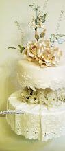 Fondant Wedding Cake Class