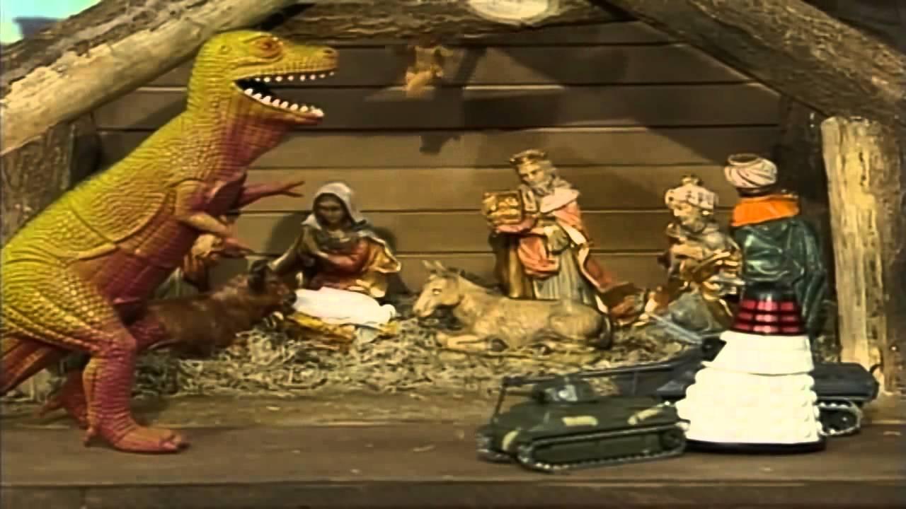 Tea with Mrs. Nesbitt: Merry Christmas Mr. Bean