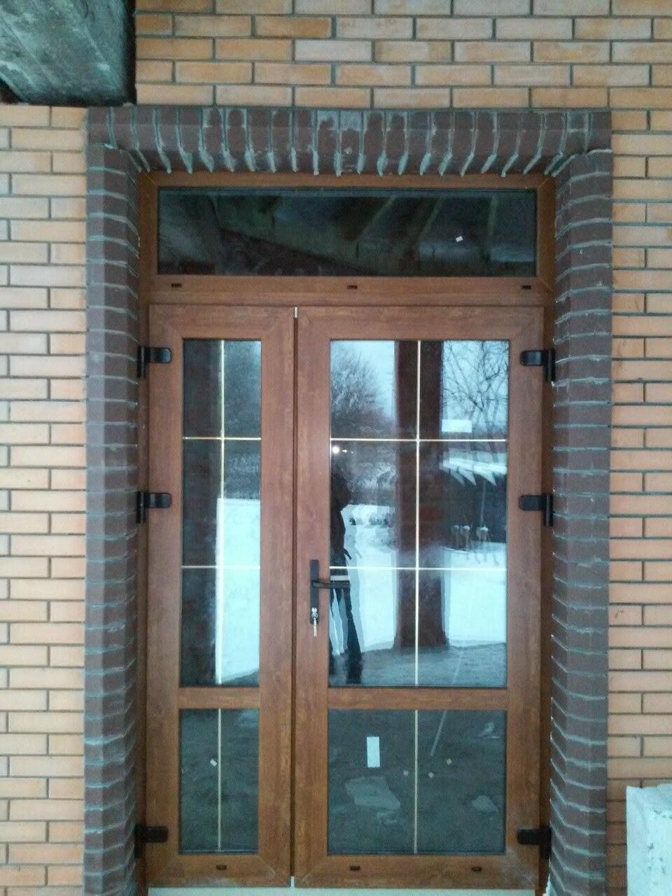 Двери, Rehau ламинация.