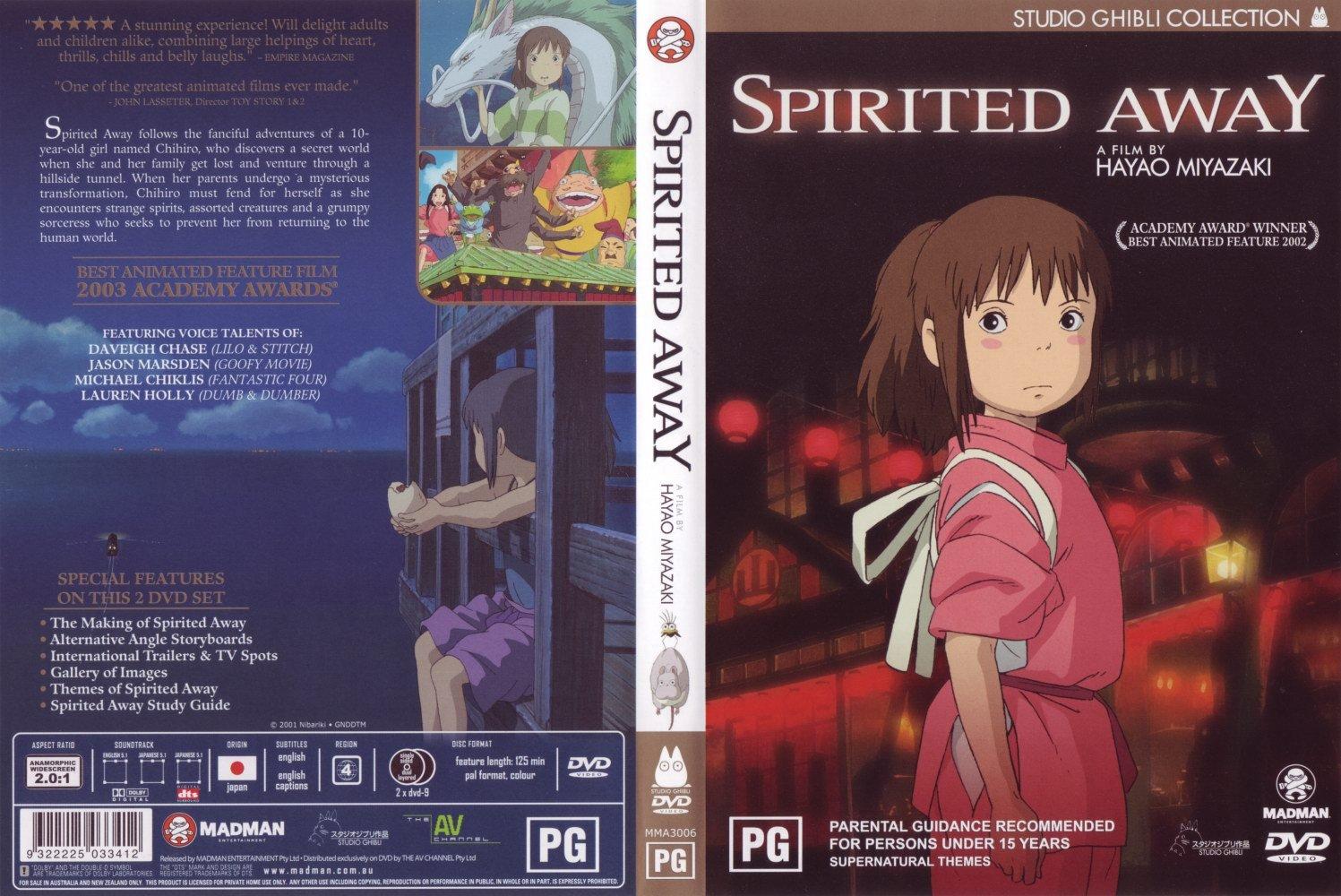 MOACM: Hayao Miyazaki ...