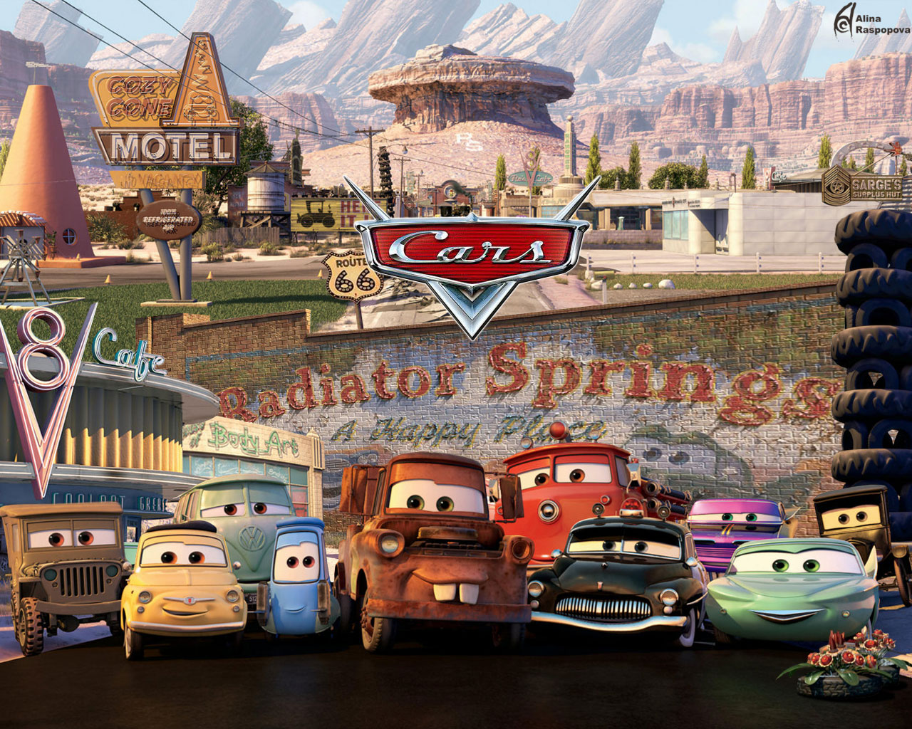 animated film reviews cars 2 2011 another wild funny car romp. Black Bedroom Furniture Sets. Home Design Ideas