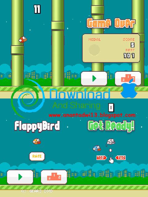 Flappy Bird v1.3 Modded APK
