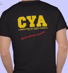 """MayaGeddon """"CYA"""" Shirt"""