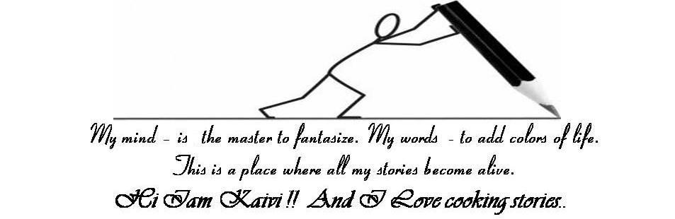 Hi I am Kaivi..