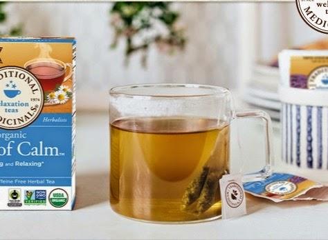 Traditional Medicinals Tea Sample Request