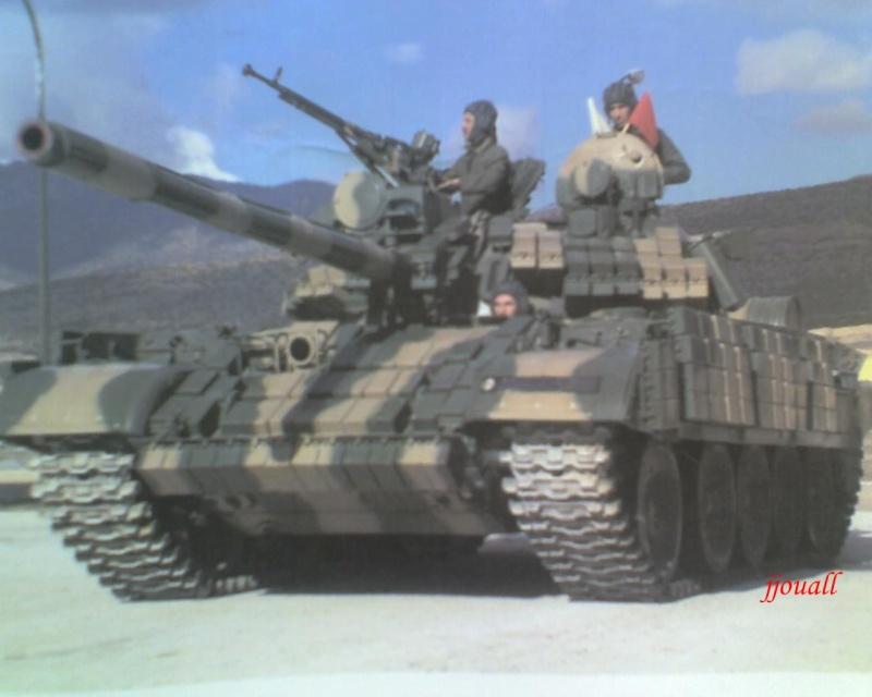 Fuerzas Armadas de Argelia T-55AM
