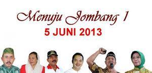 Hasil Quick Count Pilkada Jombang 2013