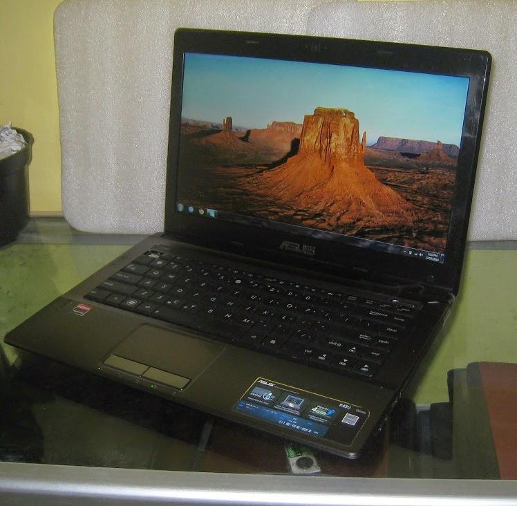 Laptop Second asus K43U