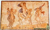 Mosaico romano Siglos II-III - Museo arqueológico de Córdoba