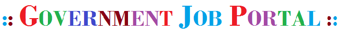 ::Government Job Portal:: Vijay Jadav