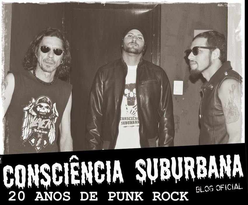 Consciência Suburbana Blog Oficial