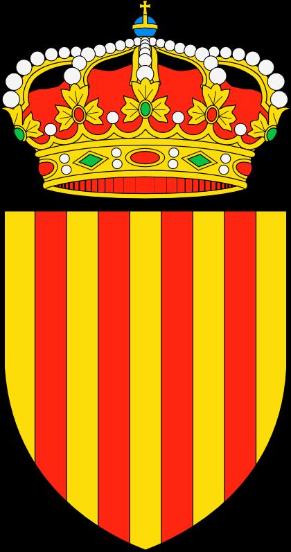 Joan Antoni Prat de la Riba Escut+de+Catalunya+Proposta