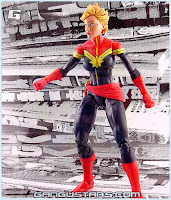 アメコミ Hasbro Marvel Legends Captain Marvel