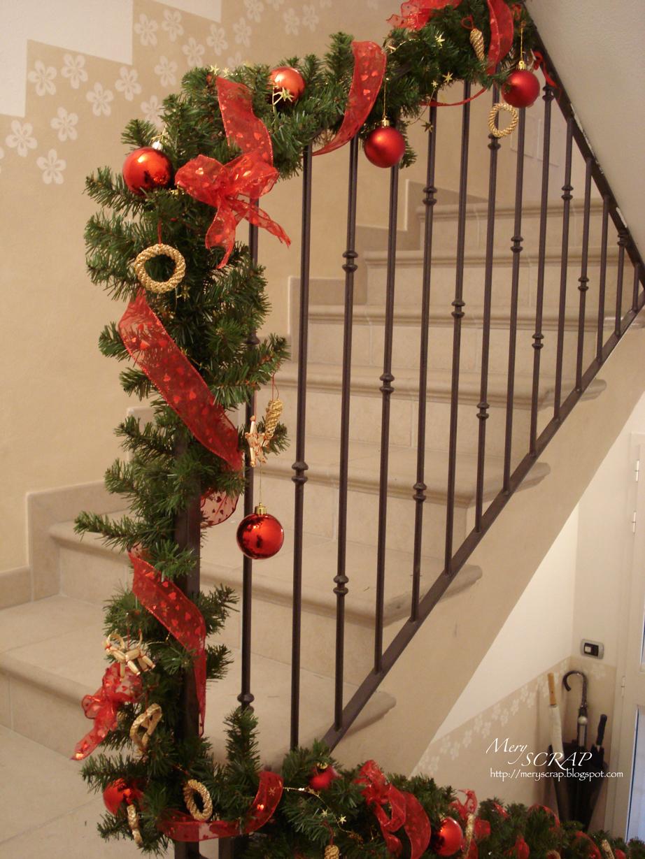 Meryscrap decori natalizi - Ghirlande per porte natalizie ...