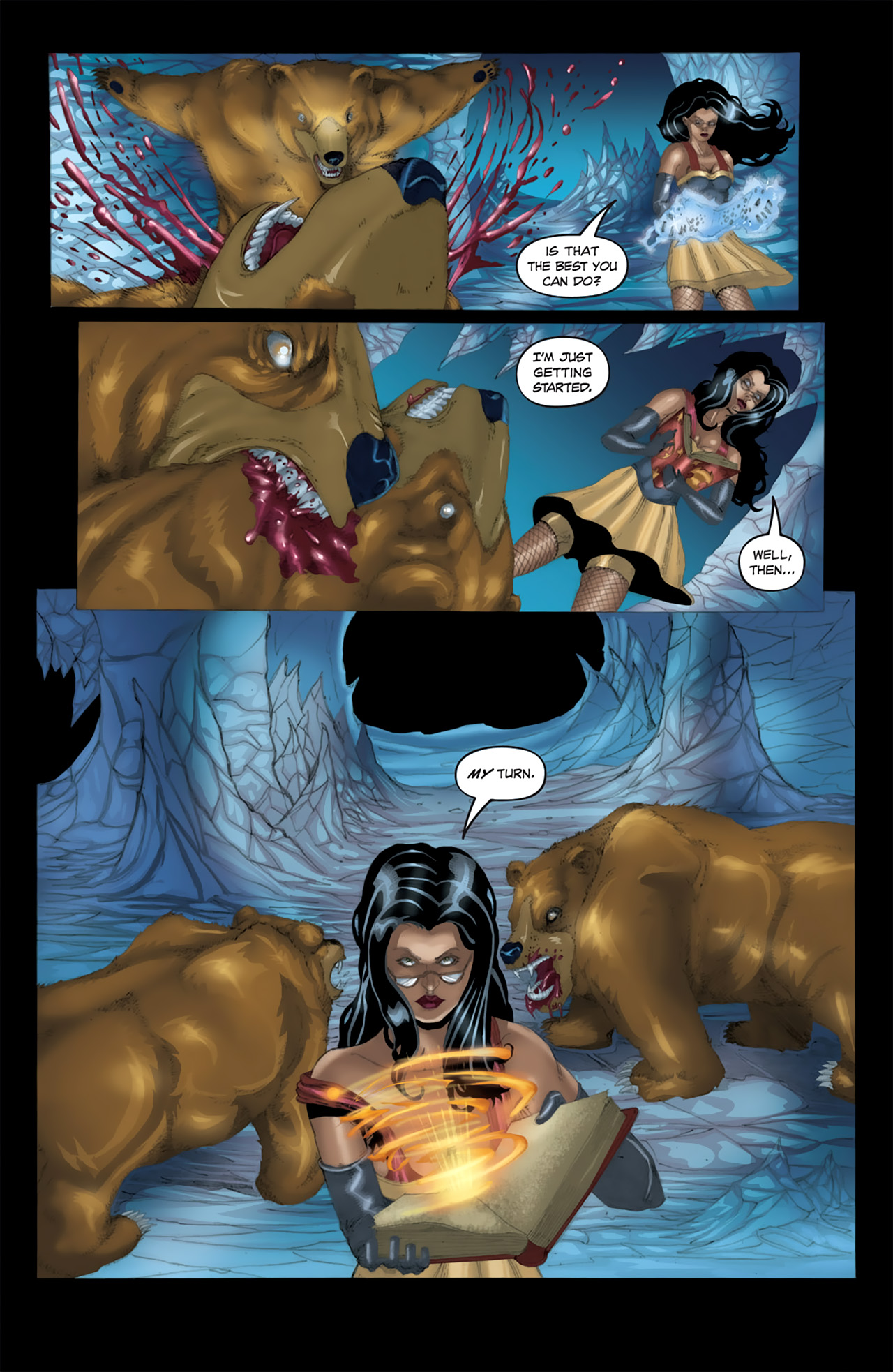 Grimm Fairy Tales (2005) Issue #24 #27 - English 10