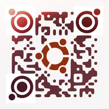 ubuntu custom qr code