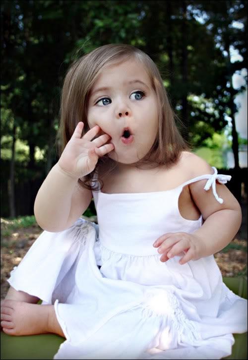 Little Doll Cute Baby Photos