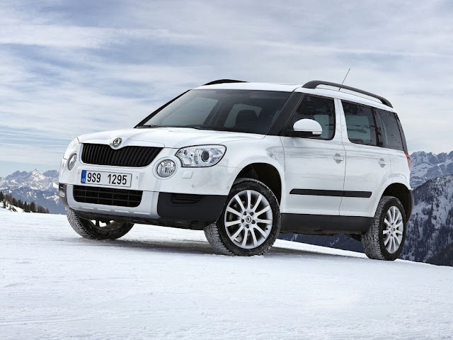 Skoda Yeti Car Pictures HD