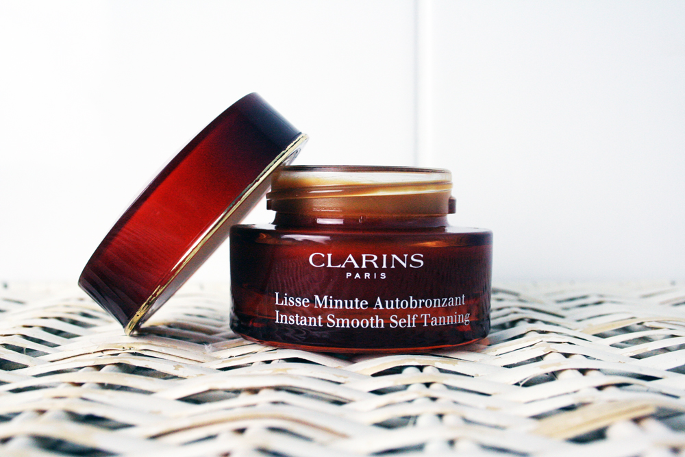 Clarins Instant Smooth Self Tanning review