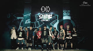 Lirik Lagu: Exo   Growl
