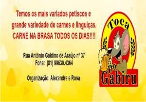 TOCA DO GABIRU