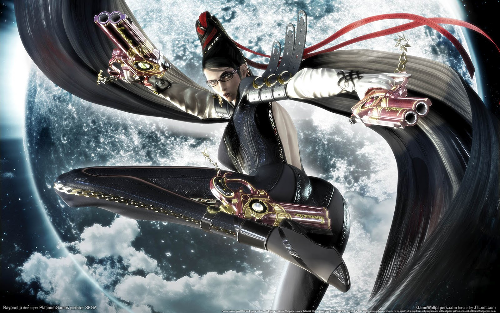 Bayonetta HD & Widescreen Wallpaper 0.110951619991042