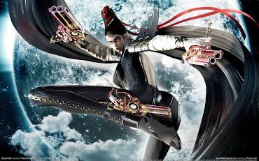 #22 Bayonetta Wallpaper