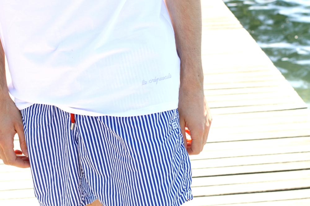 BLOG-MODE-HOMME-Preppy-Annecy_Stetson-Panama-Short-de-bain-swimwear-le-crépuscule-t-shirt headict